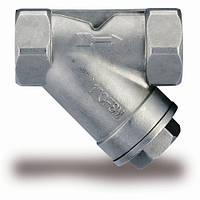 Фильтр муфтовый из н/ж стали, Ру=40, Ду от 8 до 50