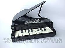 Портативна mp3 колонка DS-215FM (піаніно), фото 2