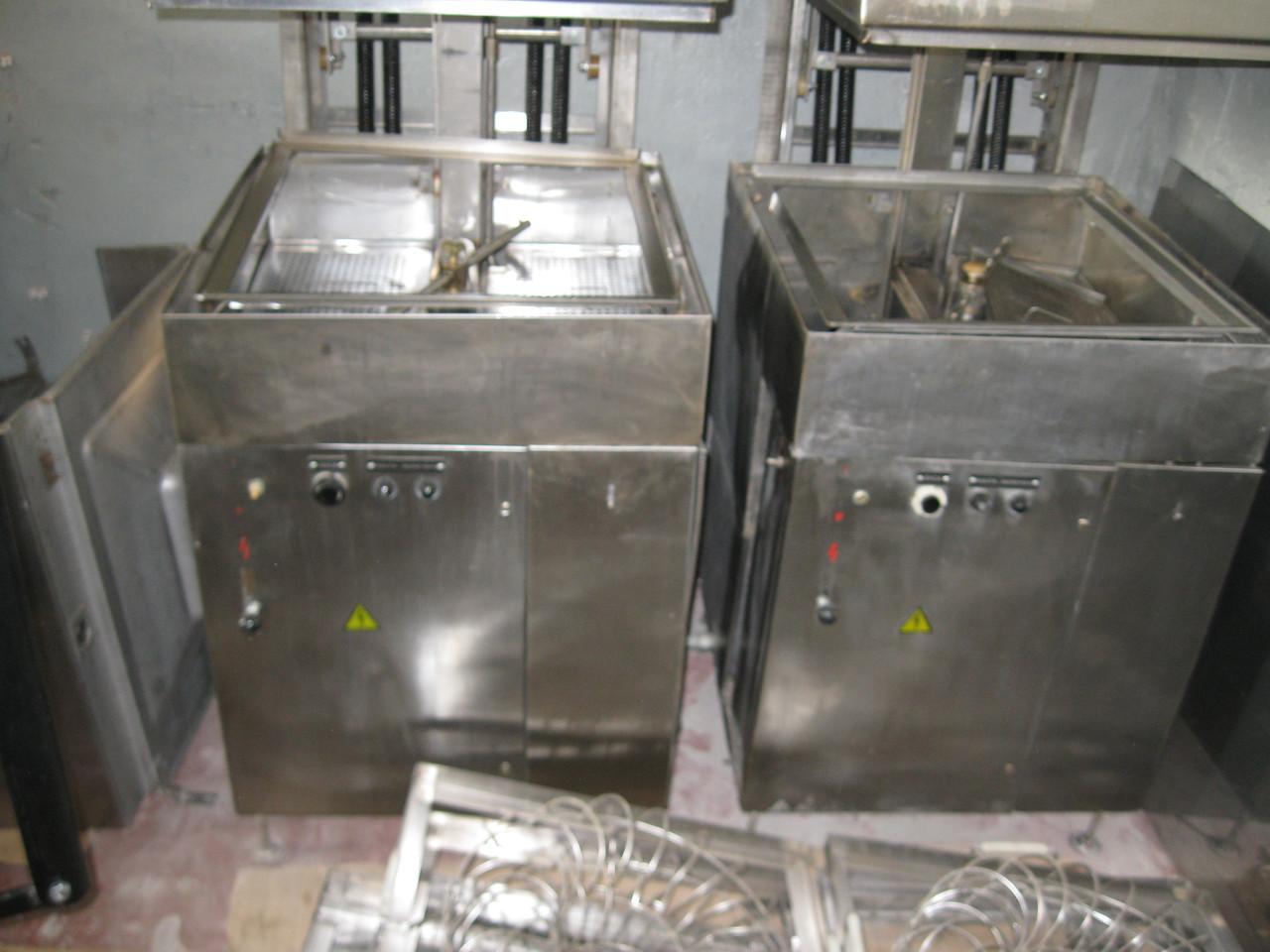 Посудомоечные машины мпу-700