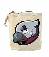 Еко-сумка, шоппер з принтом повсякденна Default row