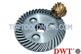 Пара для болгарки DWT WS 180 SL, Craft CAG 180/1600