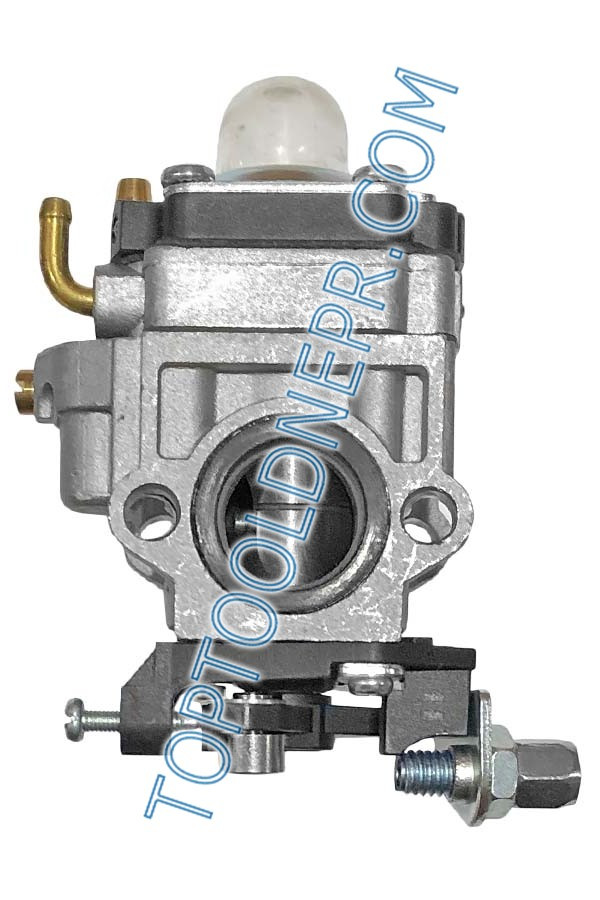 Карбюратор для бензокосы Eurotec  GT-123, среднего качества