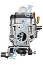 Карбюратор для бензокосы Eurotec  GT-123, среднего качества, фото 5