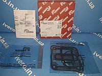 Ремкомплект компресора прокладок с клапанами IVECO Tector 42549207 BA921 1500080100-VDN 1500085100, фото 1