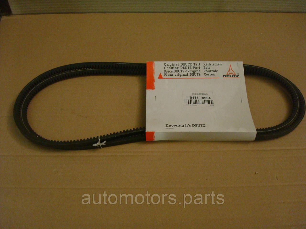Ремень резиновый клиновой ребристый Deutz 01180904