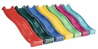 Горка детская 3 м. Спуск KBT. Разные цвета. Производство Бельгия.