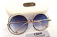 Солнцезащитные очки Chloe (114s) LUX blue, фото 2