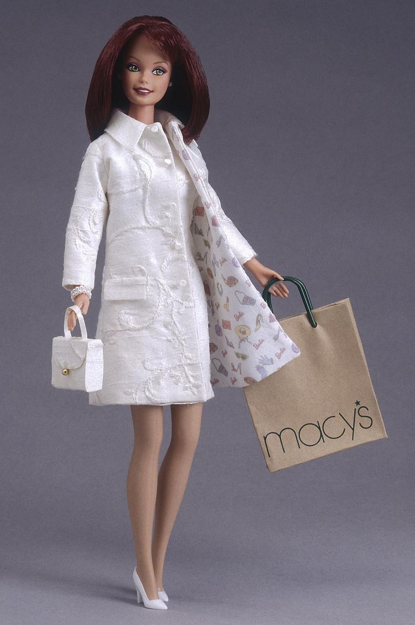 Коллекционная кукла Барби Николь Миллер Шоппинг