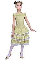 """Платье нарядное детское  М -691  рост 146 тм """"Попелюшка"""", фото 1"""