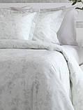 Комплект постельного белья  200*220 TM PAVIA Claris молочно-серый, фото 2