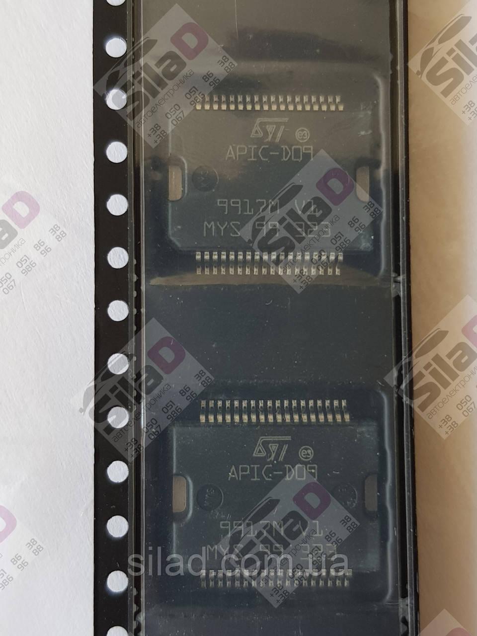 Микросхема APIC-D09 STMicroelectronics корпус SOP-36