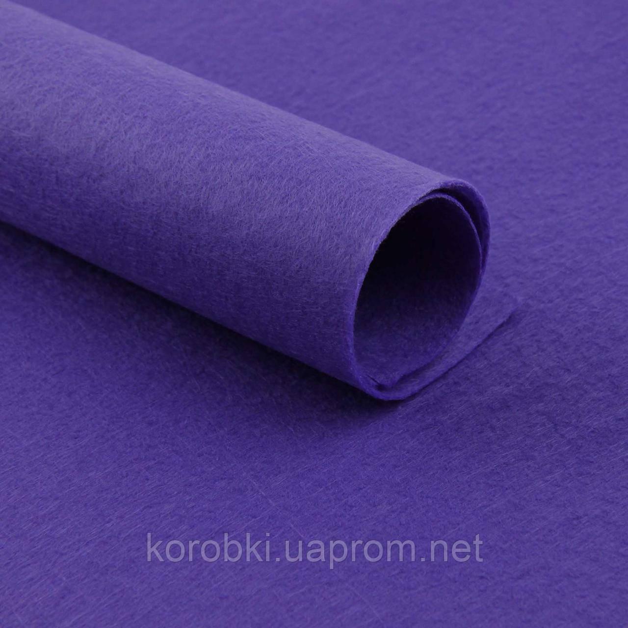 Фетр однотонный, цвет D16, 1824243-1 (70*50 см, толщина 1 мм, 10 листов в упаковке)