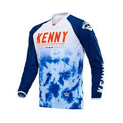 Джерси для мотокросса Kenny Performance 2020 Blue/White