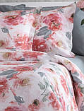 Комплект постельного белья  200*220 TM PAVIA Rosetta розовый, фото 3
