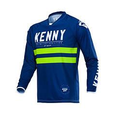 Джерси для мотокросса Kenny Performance 2020 Blue