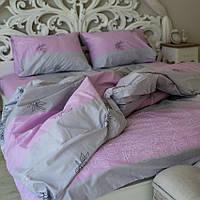 Комплект постельного белья Prestige двуспальный 175х215 см Ля Роз SKL29-150445