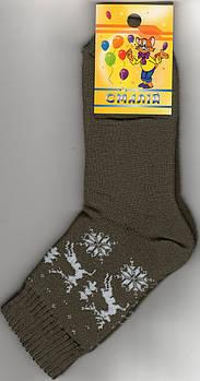 Носки детские х/б махровые Смалий, 20 размер, рисунок 19, 10530