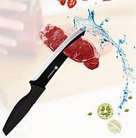 Кухонный нож COOBNESS Керамический Черный
