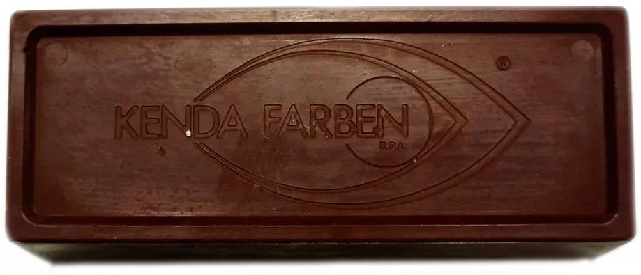 Воск полировочный цвет кор. 0.350 кг.Италия, фото 2
