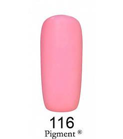 Гель лак Pigment F.O.X 116 6мл