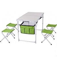 Складные столы, комплекты пикниковой мебели
