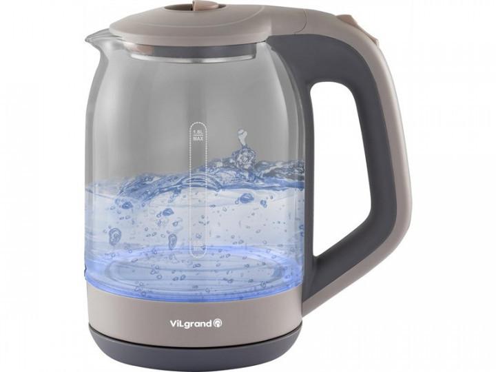 Чайник Vilgrand VL1184GKgrey