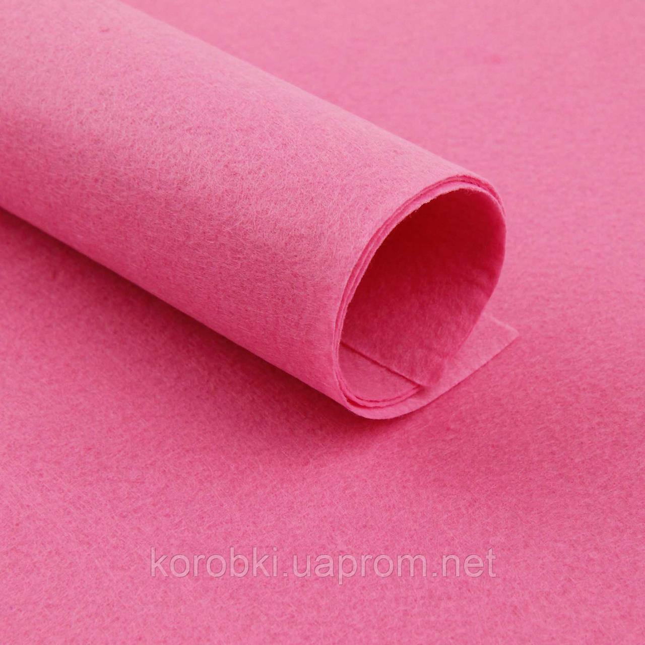 Фетр однотонный, цвет D04, 1824243-1 (70*50 см, толщина 1 мм, 10 листов в упаковке)