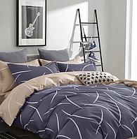 Комплект постельного белья 1.5 спальное хлопок 100%