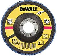 Круг шлифовальный лепестковый плоский DeWALT DT3309