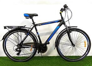 Гірський велосипед Crosser Gamma 28 розмір рами 21 фіолетовий, фото 2