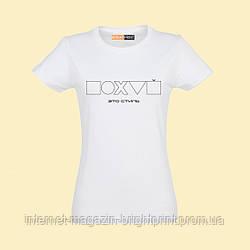 """Жіноча футболка з принтом """"Это стиль"""""""