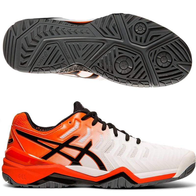 Кроссовки теннисные Asics Gel Resolution 7 E701Y 100