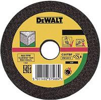 Круг отрезной DeWALT 125x2.5x22.23 мм по камню (DT3411-QZ)