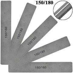 Пилка Баф Серая 150/180 для Гель-Лака Профессиональная Упаковкой 25 шт.