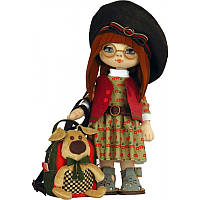 Набор для шитья куклы  «Девочка Элли»