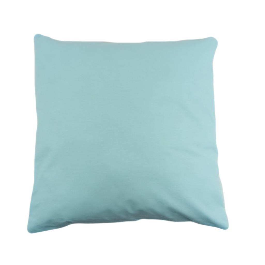 Подушка, 40*40 см, (хлопок), (ментол)