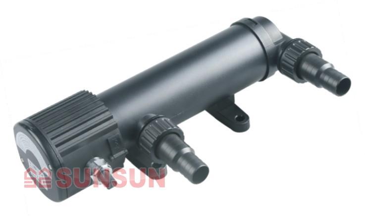 УФ-стерилизатор SunSun CUV-209A (9 Вт) для аквариума/пруда