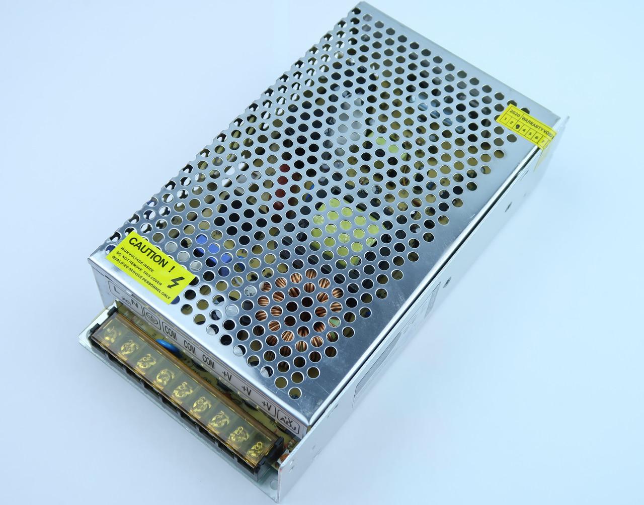 Блок питания 48В 5А 240Вт перфорированный PS-240-48