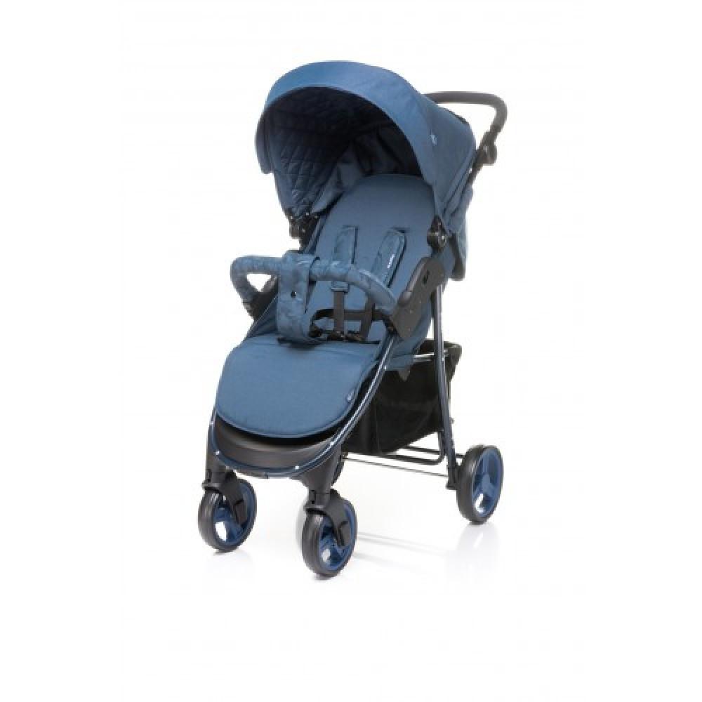 Прогулочная коляска 4baby Rapid Unique Blue 2019