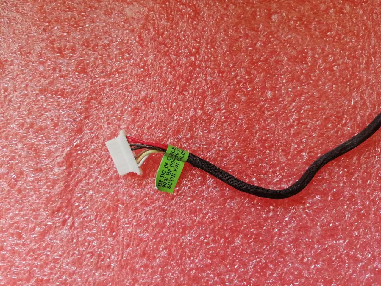 Разъем гнездо кабель питания ноутбука HP 250 G4, 255 G4  799736-Y57