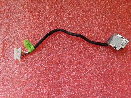 Разъем гнездо кабель питания ноутбука HP 250 G4, 255 G4  799736-Y57, фото 2
