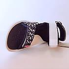Детские спортивные сандалии мальчикам, темно-синие текстильные босоножки, фото 5