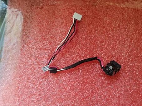 Разъем гнездо кабель питания ноутбука Dell Inspiron 3521, 3531, 3537, 5521, 5537, Latitude 3540 DC30100MT00, фото 2