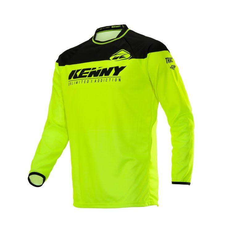 Джерси для мотокросса Kenny Track Raw 2020 Green
