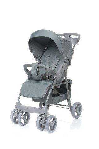 Прогулочная коляска 4baby GUIDO 2018 Grey