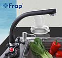 Бюджетные смесители на любой вкус от фирмы FRAP