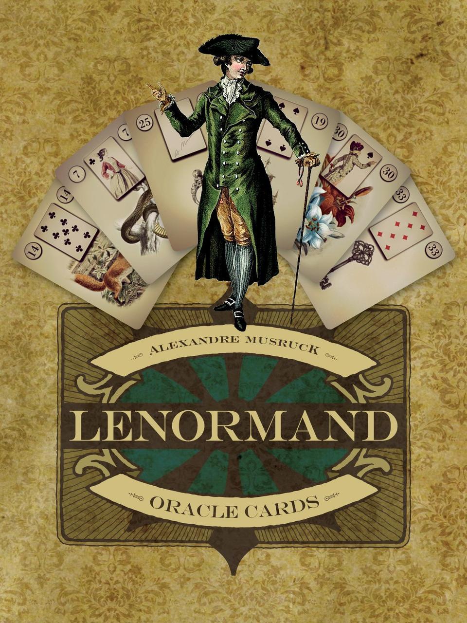 Lenormand Oracle Cards/ Ленорман (от Александра Мусрук)