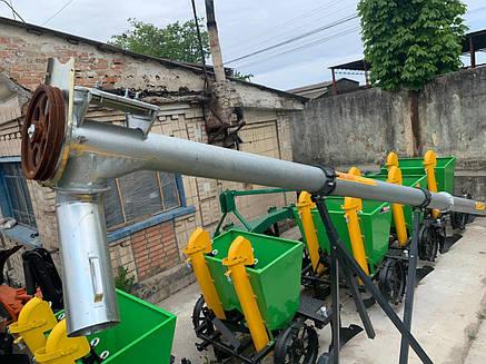 Навантажувач зерна шнековий (Польша), фото 2