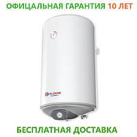 Бойлер (водонагреватель) ELDOM Eureka 100 2x1.0 kW WV10046D ,100 литров, накопительный, сухой ТЭН