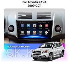 Junsun 4G Android магнітола для Toyota RAV4 Rav 4 2005-2012